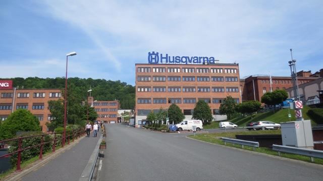 Husqvarna Werk Schweden