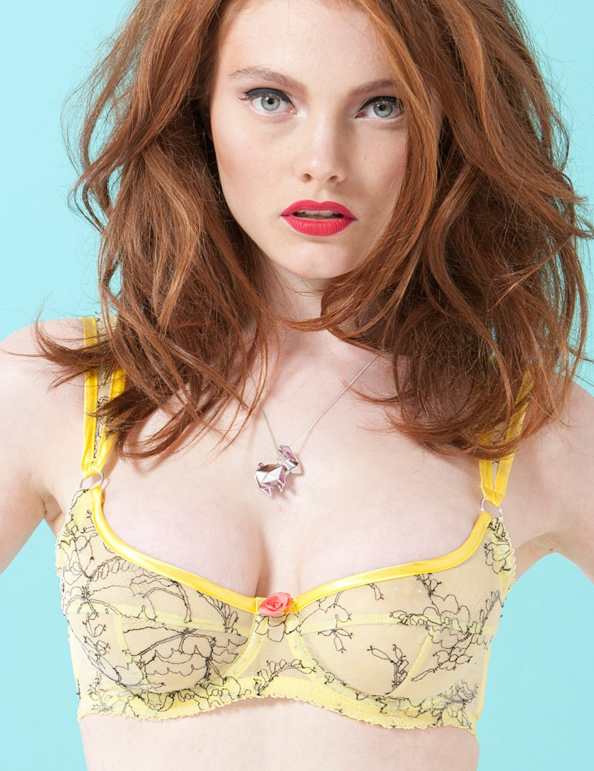 full-coverage-bras-silk-lingerie-yellow-lingerie