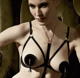 Something Wicked, Annabel Harness Bra, £59