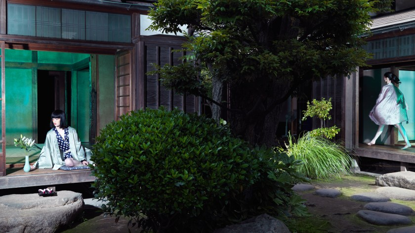 пижамы Olivia von Halle, сезон ss15, коллекция Tokyo
