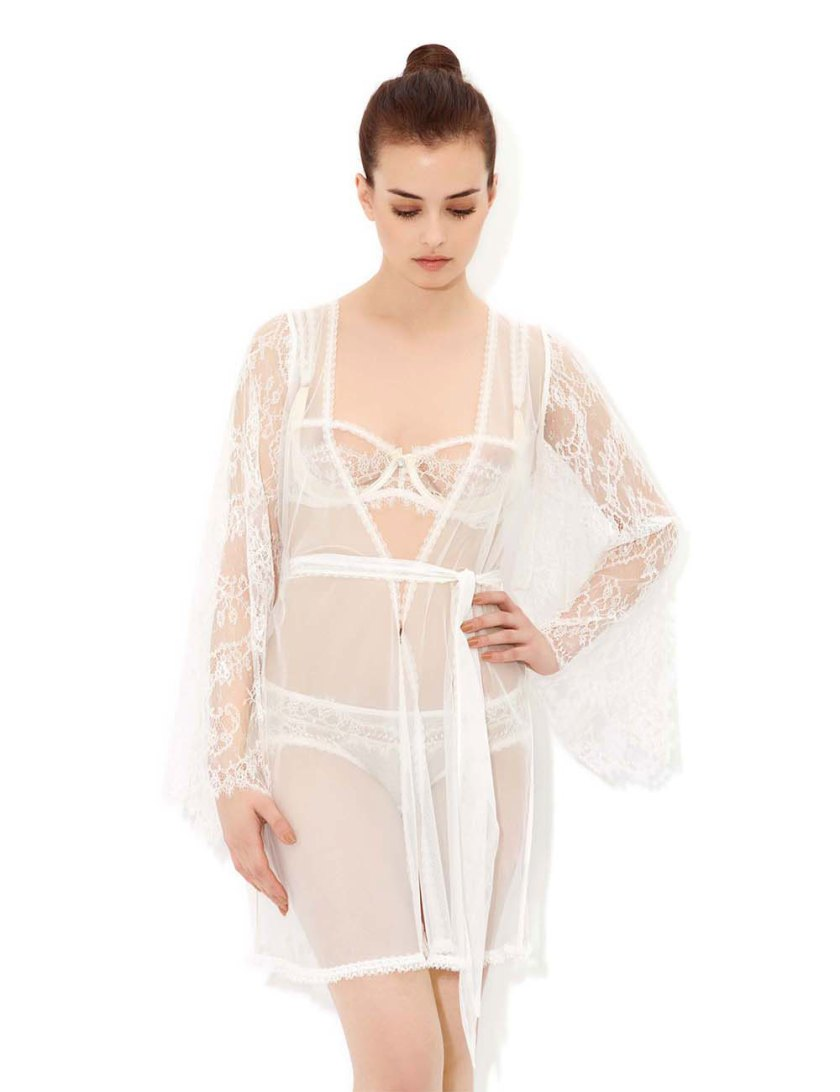 compelling_lace_ivory_nude_short_robe_ss15_front