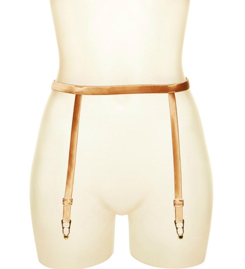 Suspender belt Frames by La Perla