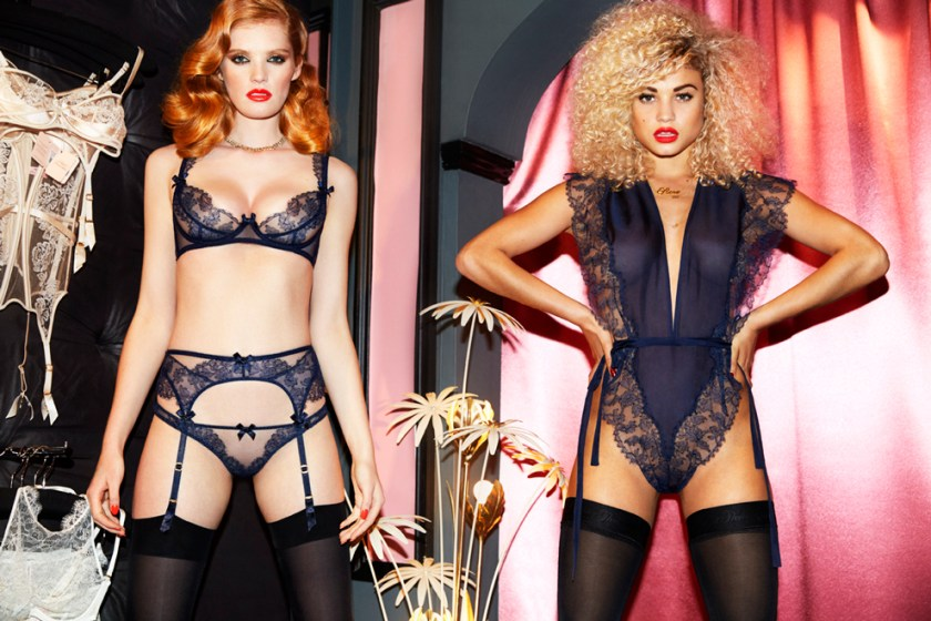 Agent Provocateur, AW15, The Willa