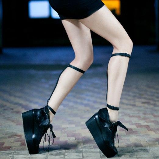 Портупеи для ног