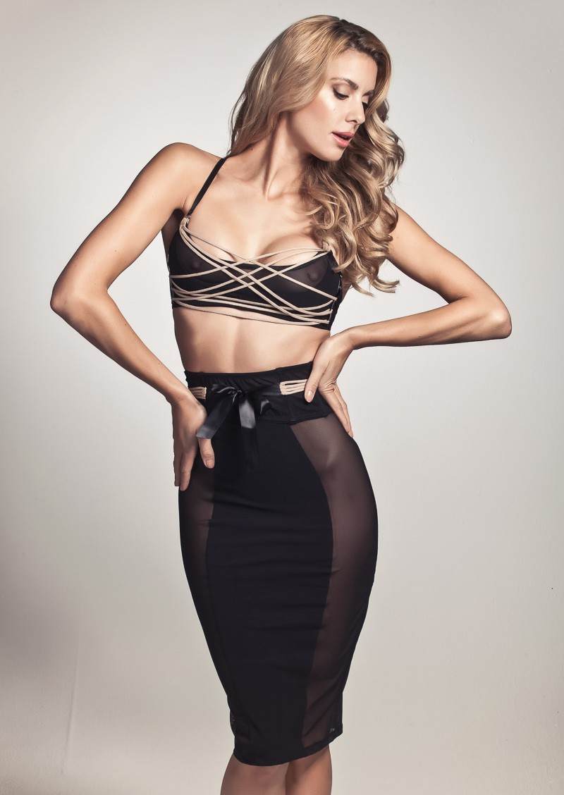Bound lingerie by Lascivious