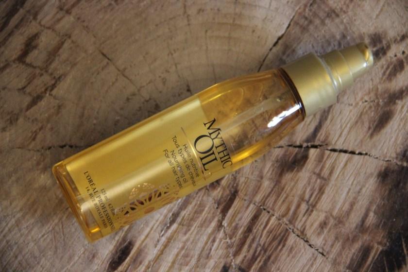 Обзор масла для волос L'OREAL Mythic Oil на GB {Garterblog.ru}