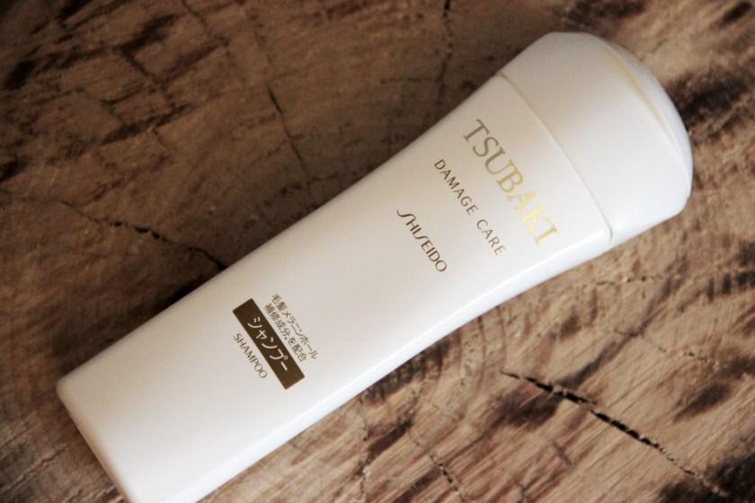 Обзор шампуня Shiseido Tsubaki Damage Care на GB {Garterblog.ru}