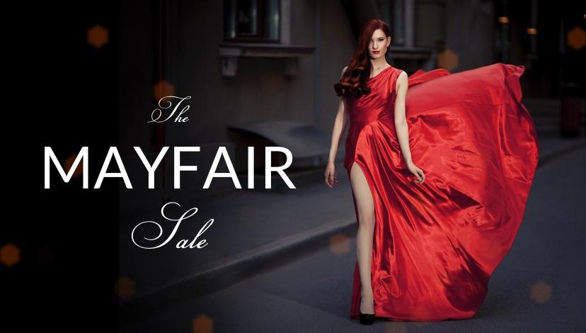mayfair christmas sale