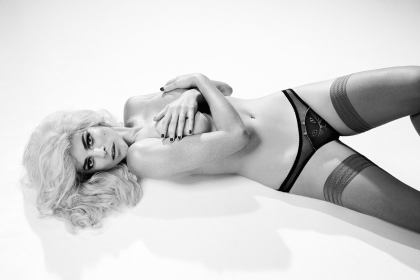 Charlotte Olympia and Agent Provocateur collaboration