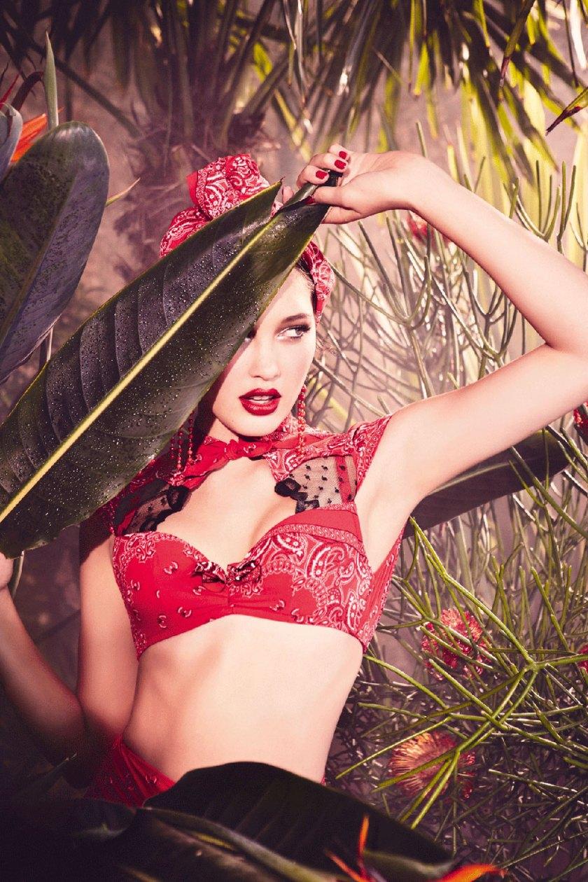 Chantal Thomass lingerie, SS 2016