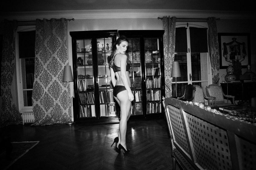 Absolutely Pom, SS16 lingerie