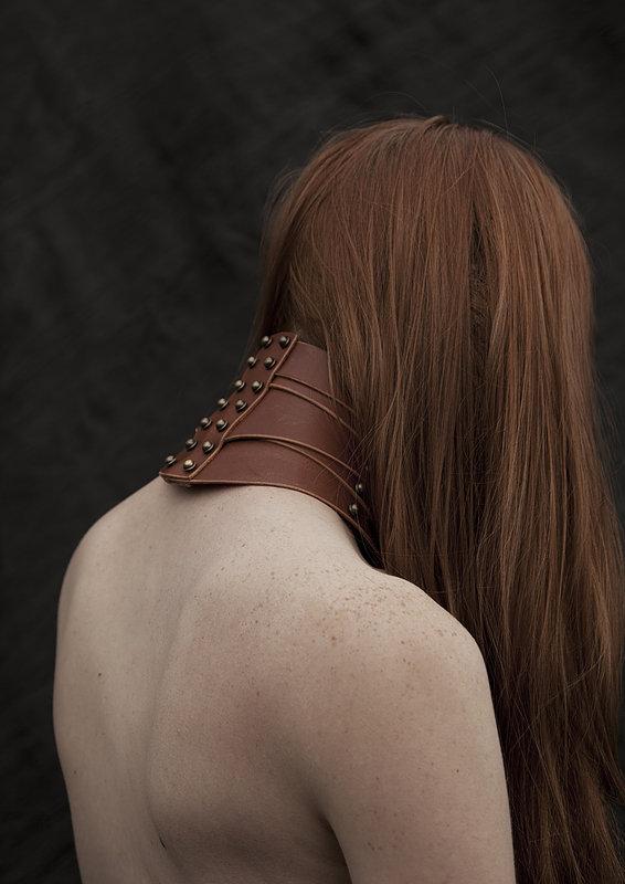 una burke posture collar
