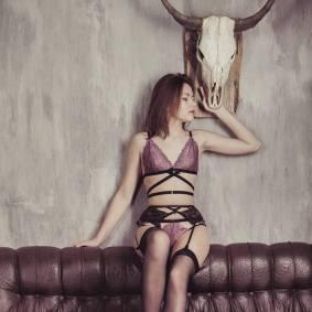 mesh lingerie 2