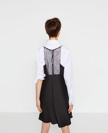 Платье-сорочка Zara