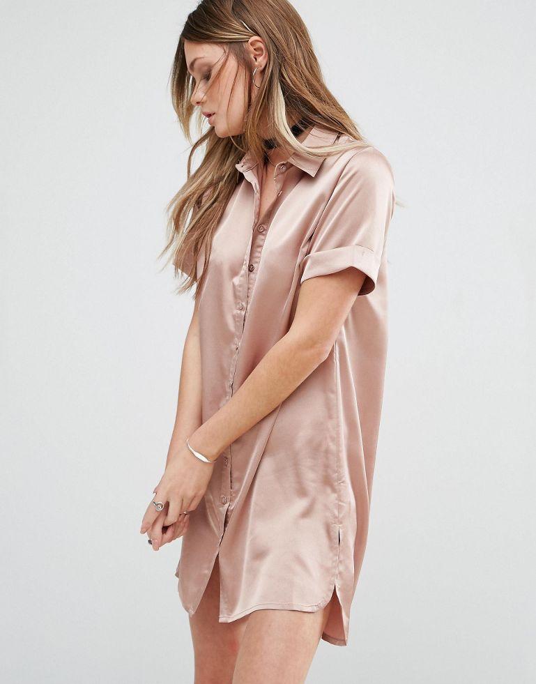 Платье-рубашка Glamorous, 2 307,69 руб.