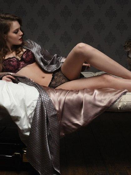 Съёмка нижнего белья. Aizel.ru