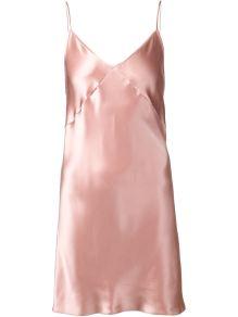 Шелковое платье Fleur Du Mal