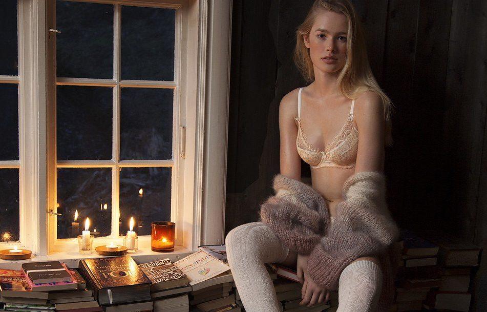 Mimi Holliday, коллекция нижнего белья сезона осень-зима 2017/18