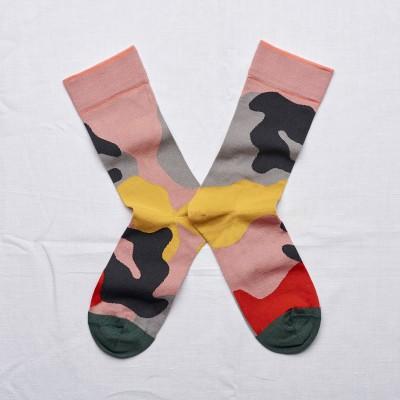 Модные хлопковые носки Bonne Maison Elephant Camo socks 19,00€
