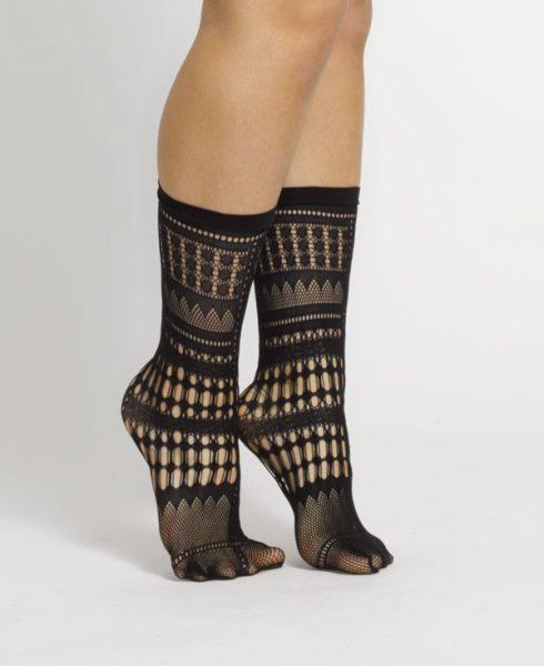 Модные носки Erica M. Henna Socks $18.00