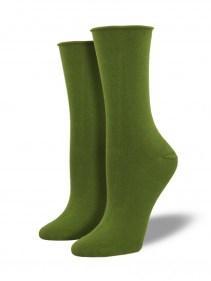 Монохромные носки их бамбука SockSmith Comfort Bamboo Solid Socks $8.75