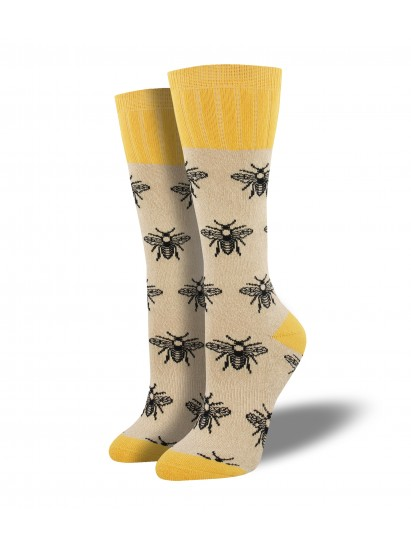 Носки с насекомыми SockSmith Outlands Bee Socks $12.00