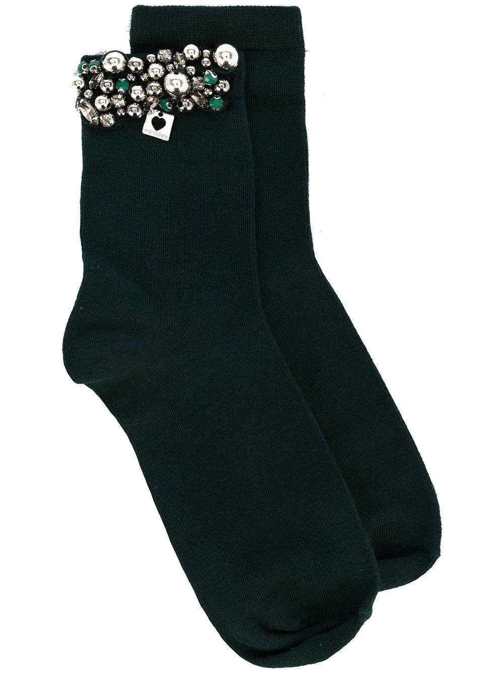 Мода. Носки с камнями. Купить