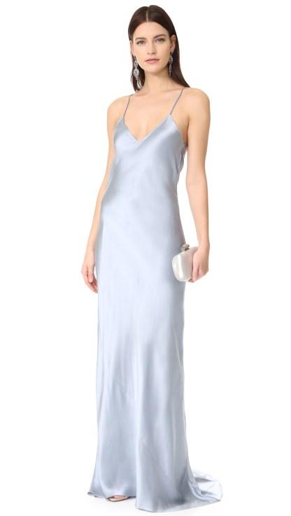 Olivia von Halle Вечернее платье Perminova Topaz, 25 582,83 руб. вместо 51 165,66 руб. (50% скидка)