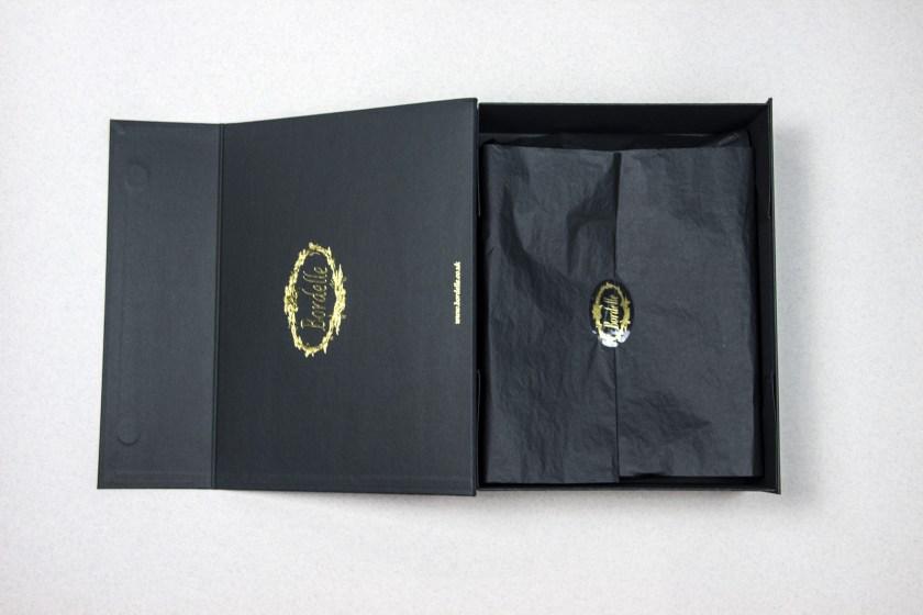 Обзор комплекта нижнего белья Kendo от Bordelle