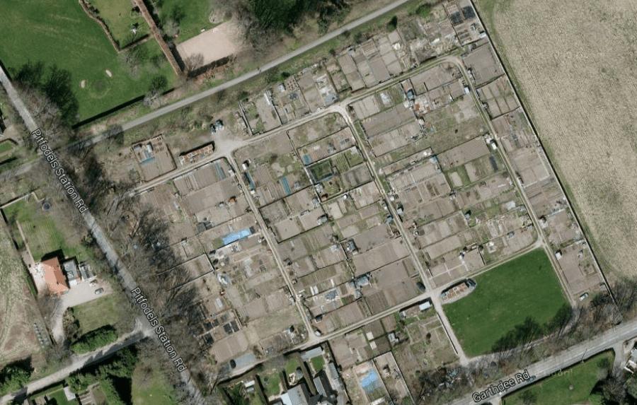 GFAA Site from Google Earth.