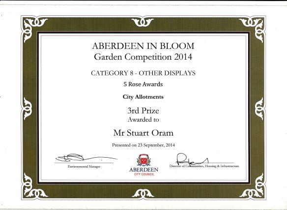 Oram_Certificate