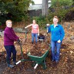 Wood-chip and leaf management