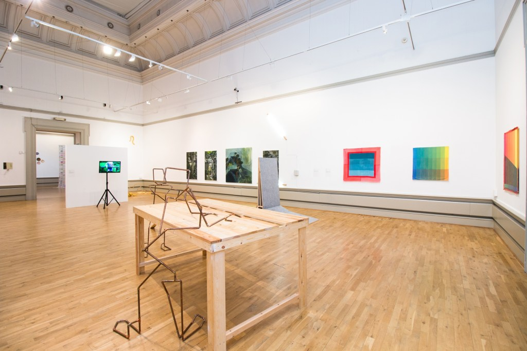 G R A F T – a show of UK Young Artists