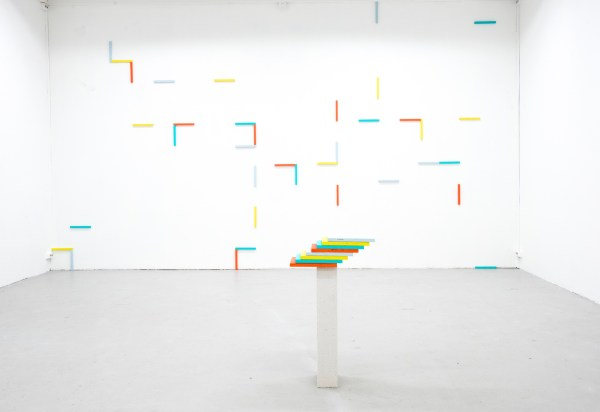 Archive Print of installation at Prosjektrom Normanns, Stavanger, Norway.