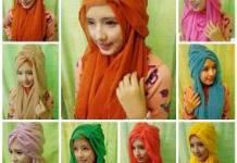 Macam-Macam Hijab