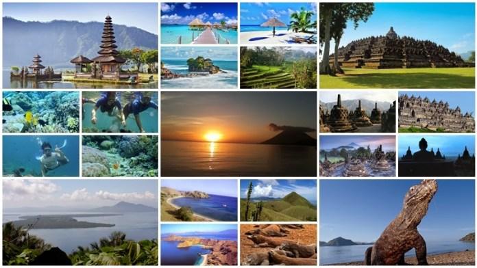 Objek Wisata Di Indonesia Yang Menjadi Trend Wisata Dunia