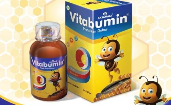 Vitabumin, Solusi Terbaik untuk Anak Anda