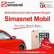 Premi Asuransi Mobil All Risk Simasnet