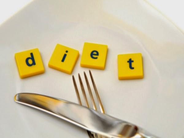 melakukan diet rendah lemak