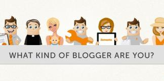 Sumber : http://www.creativecontent.company/TheDifferentTypesOfBloggers.html