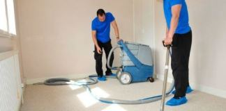 carpet cleaning service Singapore