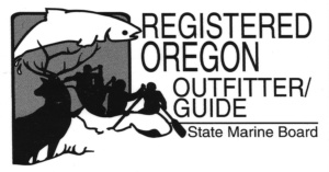Registered Oregon Outfitter and Guide
