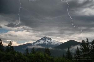 Mount Hood Lolo Pass