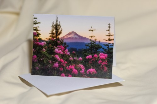 Gift Card Rhododendrons Mount Hood