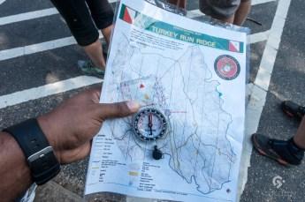 Map & Compass Class
