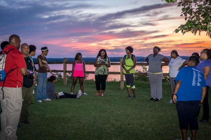 Mason Neck Park Night Hike with Outdoor Afro