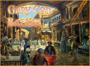 Gary Con Bazaar