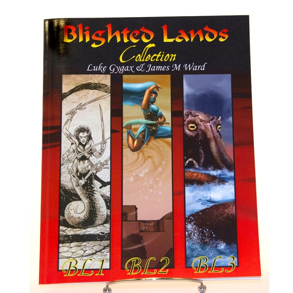 Blighted Lands Compilation Luke Gygax