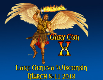 Image result for garycon X