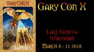 Gary Con X